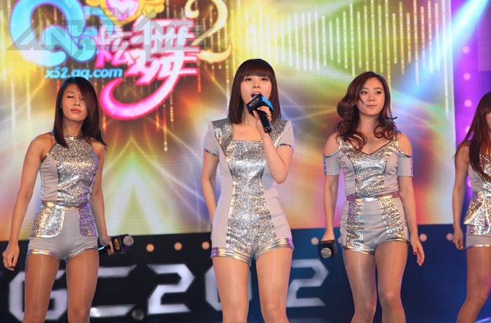 Wonder Girls nhảy múa cực xung tại TGC 2012