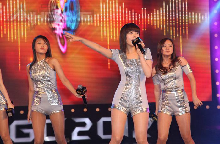 Wonder Girls nhảy múa cực xung tại TGC 2012 - Ảnh 6