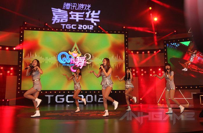 Wonder Girls nhảy múa cực xung tại TGC 2012 - Ảnh 7