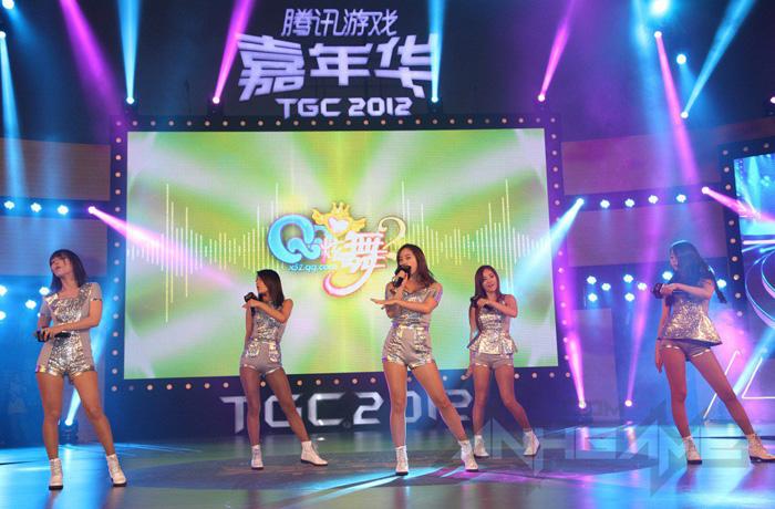 Wonder Girls nhảy múa cực xung tại TGC 2012 - Ảnh 9