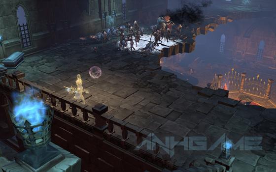 Devilian: MMORPG phong cách Diablo III của Hàn Quốc - Ảnh 11