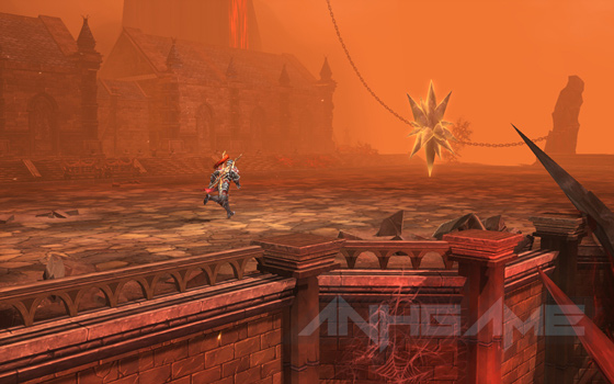 Devilian: MMORPG phong cách Diablo III của Hàn Quốc