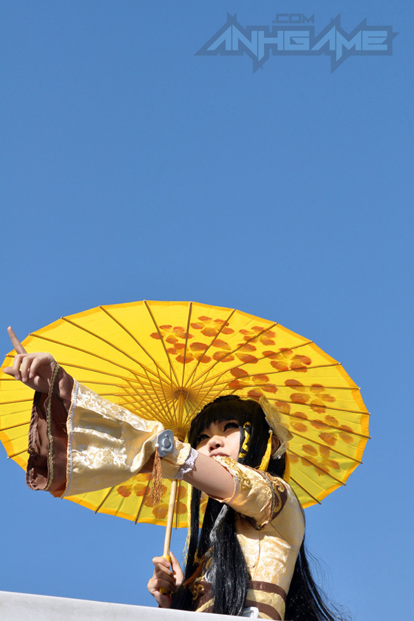 Haruno và bộ ảnh cosplay nữ hiệp Tàng Kiếm Sơn Trang - Ảnh 8
