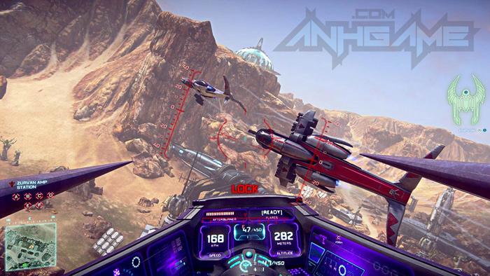 """Soi chiến trường của """"siêu MMOFPS"""" PlanetSide 2 - Ảnh 7"""