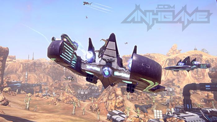 """Soi chiến trường của """"siêu MMOFPS"""" PlanetSide 2 - Ảnh 9"""