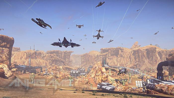 """Soi chiến trường của """"siêu MMOFPS"""" PlanetSide 2 - Ảnh 10"""
