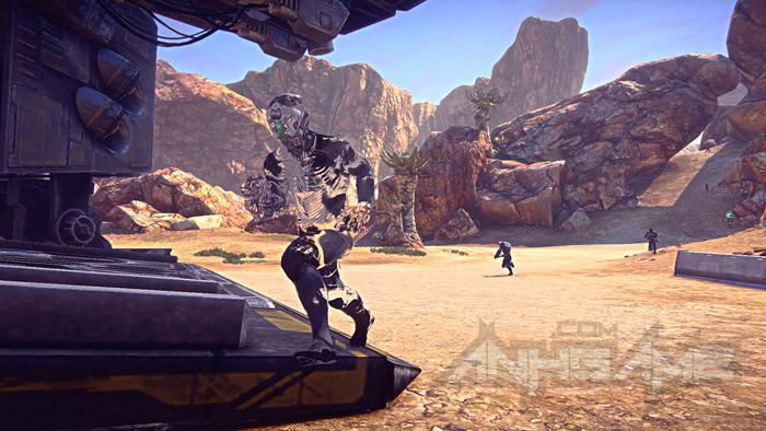 """Soi chiến trường của """"siêu MMOFPS"""" PlanetSide 2 - Ảnh 12"""