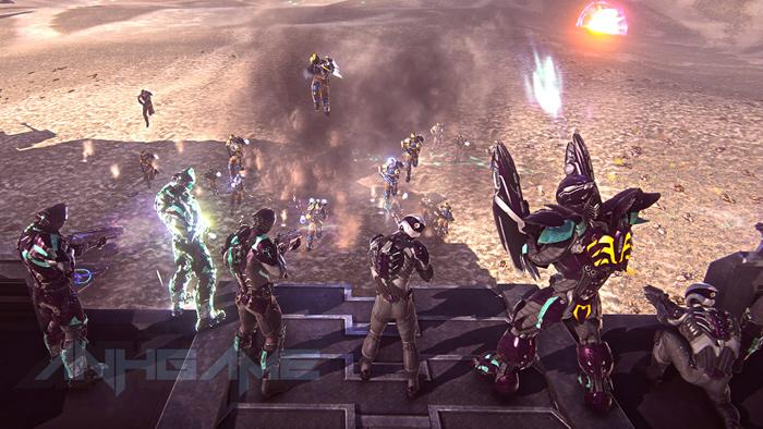 """Soi chiến trường của """"siêu MMOFPS"""" PlanetSide 2 - Ảnh 20"""