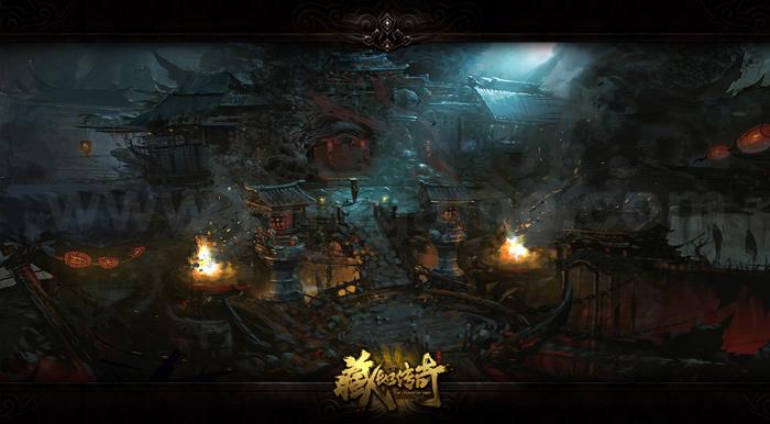 The Legend of Tibet: Game nhái Diablo III của NetEase - Ảnh 2