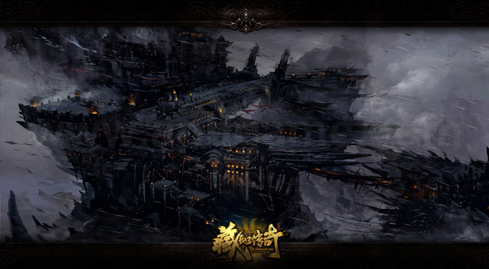 The Legend of Tibet: Game nhái Diablo III của NetEase