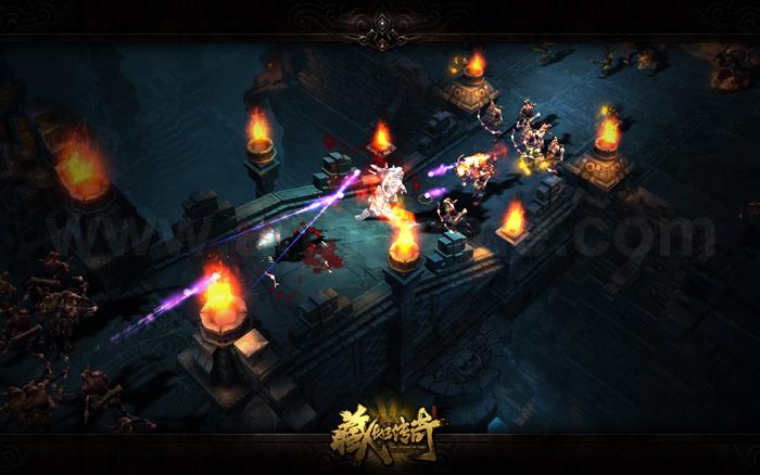 The Legend of Tibet: Game nhái Diablo III của NetEase - Ảnh 8