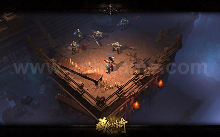 The Legend of Tibet: Game nhái Diablo III của NetEase - Ảnh 11
