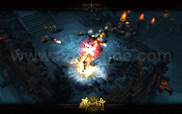 The Legend of Tibet: Game nhái Diablo III của NetEase - Ảnh 12