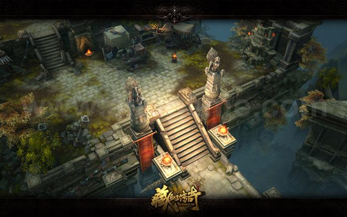 The Legend of Tibet: Game nhái Diablo III của NetEase - Ảnh 13