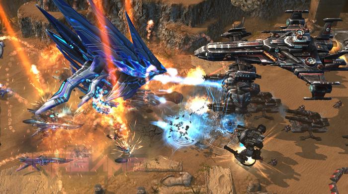 Lộ diện hình ảnh trong game của 2112 Revolution