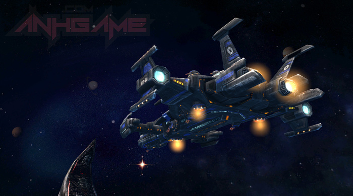 Lộ diện hình ảnh trong game của 2112 Revolution - Ảnh 4