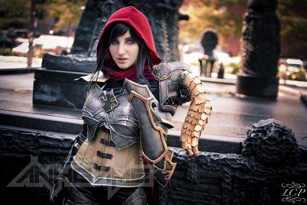 """Bộ ảnh cosplay Diablo III """"đẹp không tì vết"""" - Ảnh 6"""