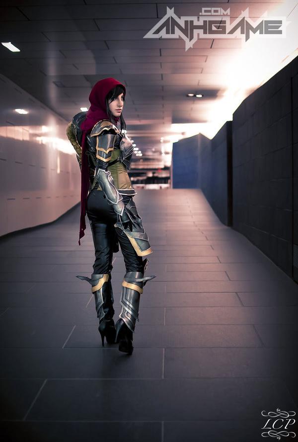 """Bộ ảnh cosplay Diablo III """"đẹp không tì vết"""" - Ảnh 7"""