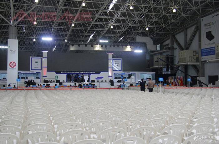 Soi địa điểm tổ chức vòng chung kết WCG 2012 - Ảnh 12