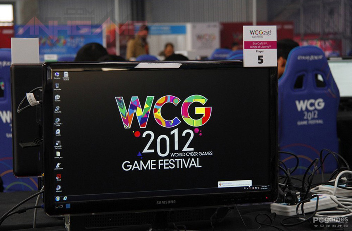 Soi địa điểm tổ chức vòng chung kết WCG 2012 - Ảnh 20