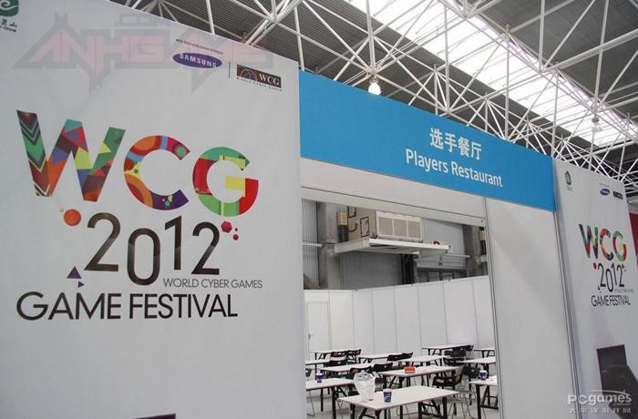 Soi địa điểm tổ chức vòng chung kết WCG 2012 - Ảnh 25