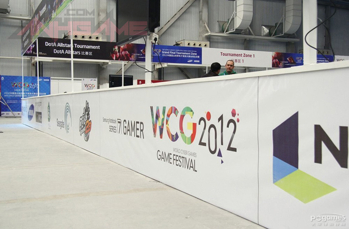 Soi địa điểm tổ chức vòng chung kết WCG 2012 - Ảnh 26