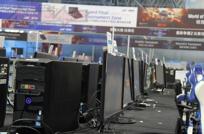 Soi địa điểm tổ chức vòng chung kết WCG 2012 - Ảnh 27