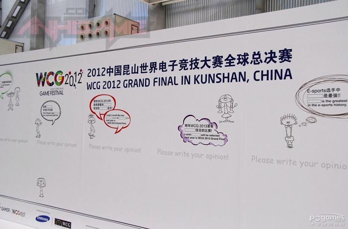 Soi địa điểm tổ chức vòng chung kết WCG 2012 - Ảnh 28
