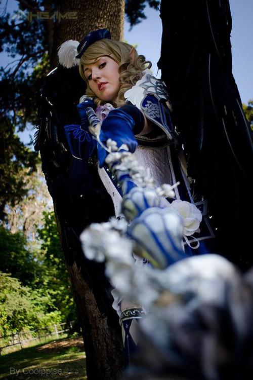 Aion: Ảnh cosplay Chanter cực chất lượng