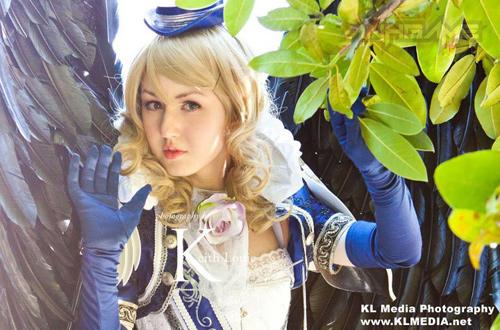 Aion: Ảnh cosplay Chanter cực chất lượng - Ảnh 11