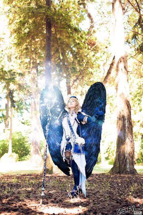 Aion: Ảnh cosplay Chanter cực chất lượng - Ảnh 14