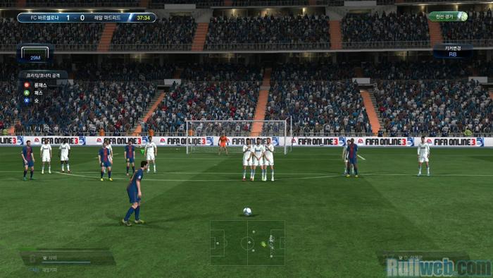 Soi cận cảnh FIFA Online 3 trong lần thử nghiệm CBT2