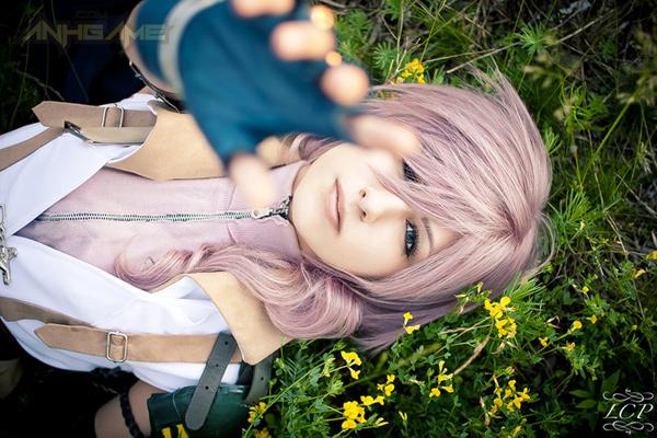 Final Fantasy XIII: Lightning khoe sắc cùng nắng gió - Ảnh 2