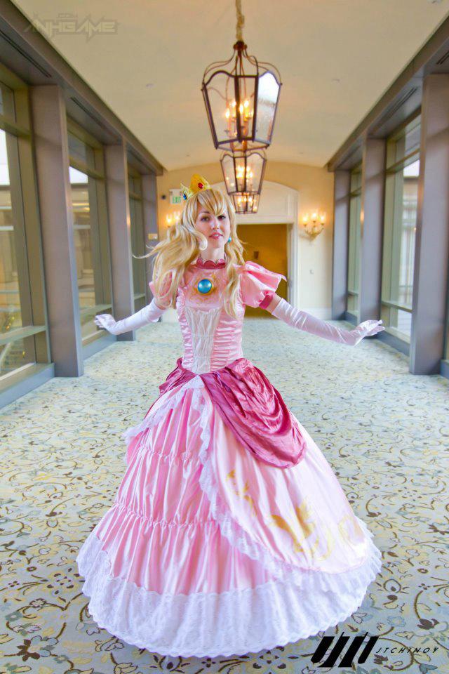 Công chúa Peach cực xinh đẹp của loạt game Mario - Ảnh 6