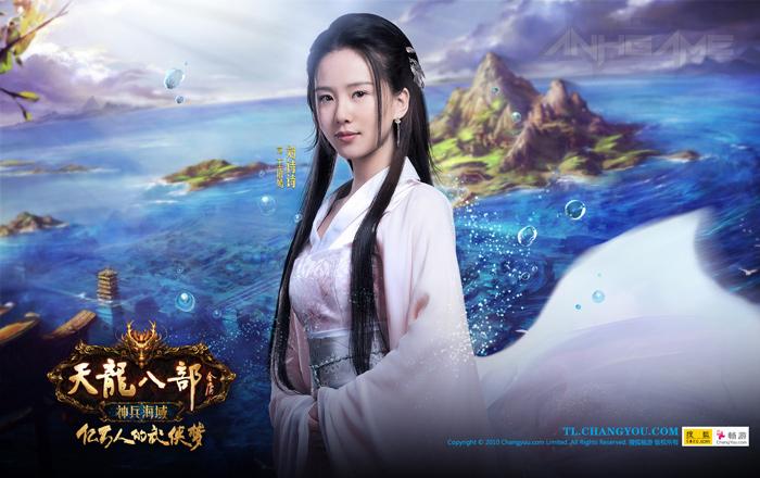 Bộ ảnh quảng cáo tuyệt đẹp của Thiên Long Bát Bộ - Ảnh 2