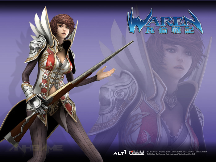 Hình nền ấn tượng về các lớp nhân vật trong Waren - Ảnh 4