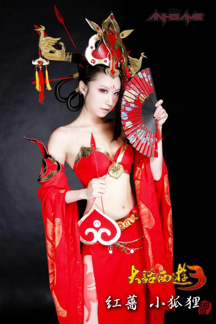 Mát mắt với cosplay Đại Thoại Tây Du 3 - Ảnh 5