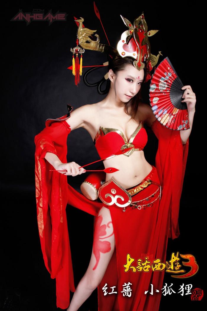 Mát mắt với cosplay Đại Thoại Tây Du 3 - Ảnh 7