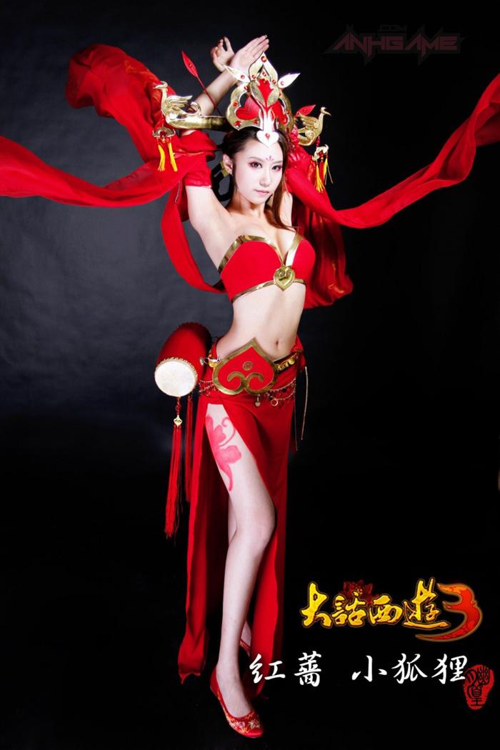 Mát mắt với cosplay Đại Thoại Tây Du 3 - Ảnh 9