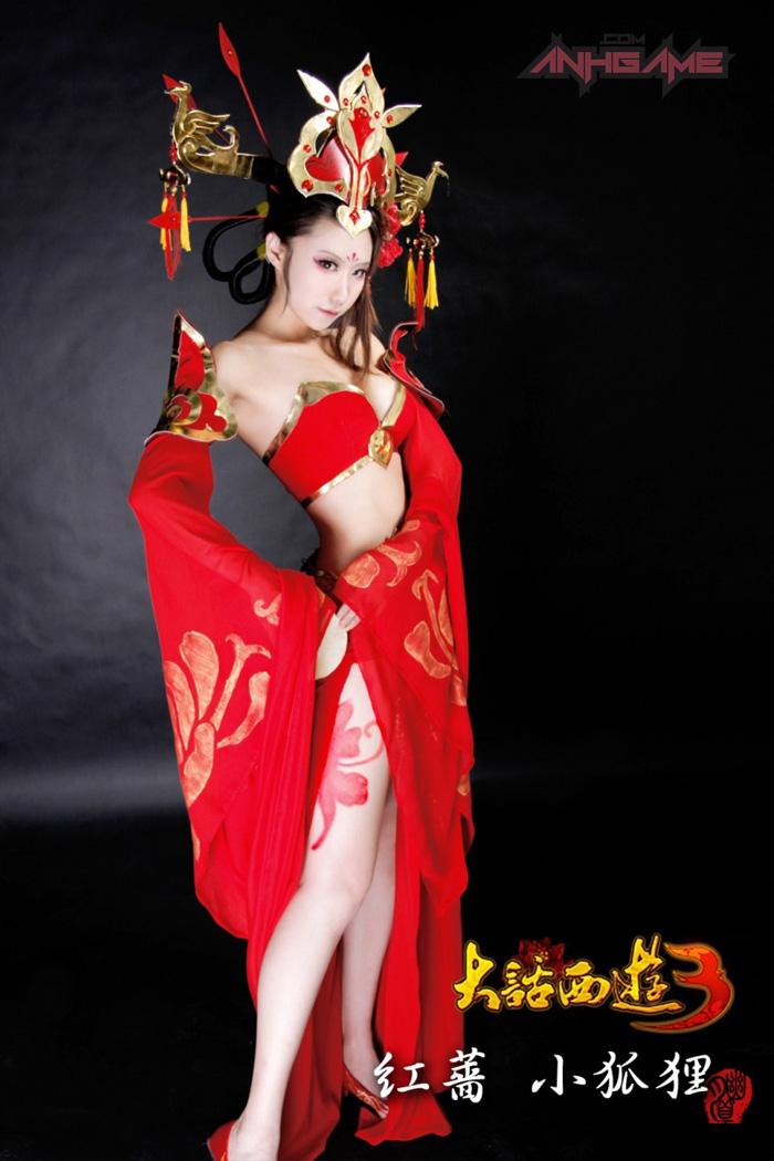 Mát mắt với cosplay Đại Thoại Tây Du 3 - Ảnh 11