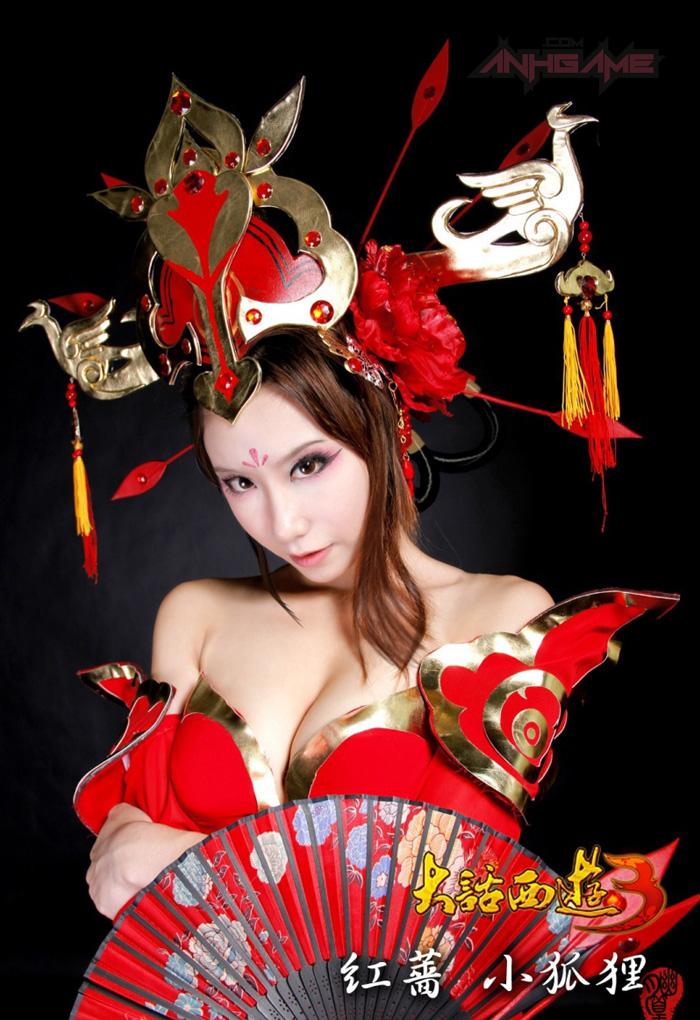 Mát mắt với cosplay Đại Thoại Tây Du 3 - Ảnh 13