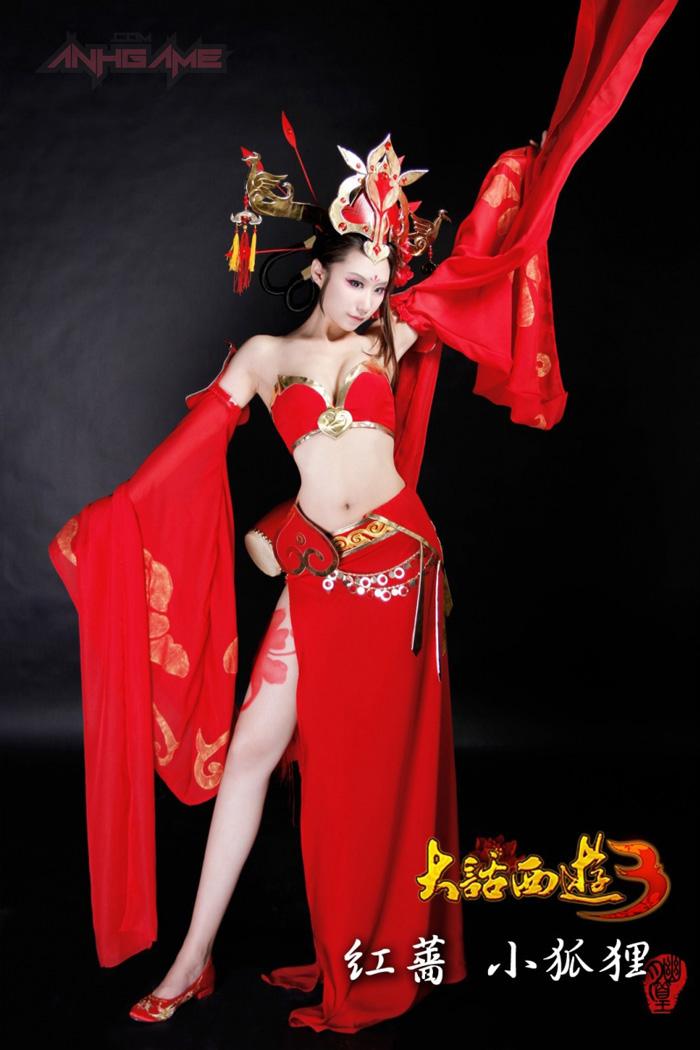 Mát mắt với cosplay Đại Thoại Tây Du 3 - Ảnh 14