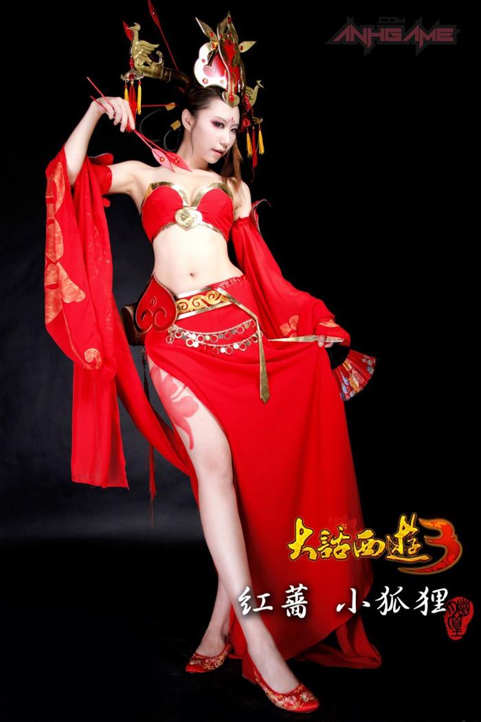 Mát mắt với cosplay Đại Thoại Tây Du 3 - Ảnh 15
