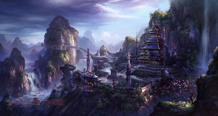 Tham quan Hiệp Khách Giang Hồ 2 qua tranh vẽ - Ảnh 8