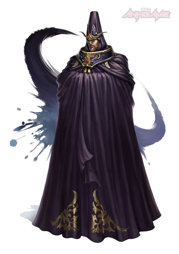 Tạo hình các nhân vật trong Hiệp Khách Giang Hồ 2 - Ảnh 1