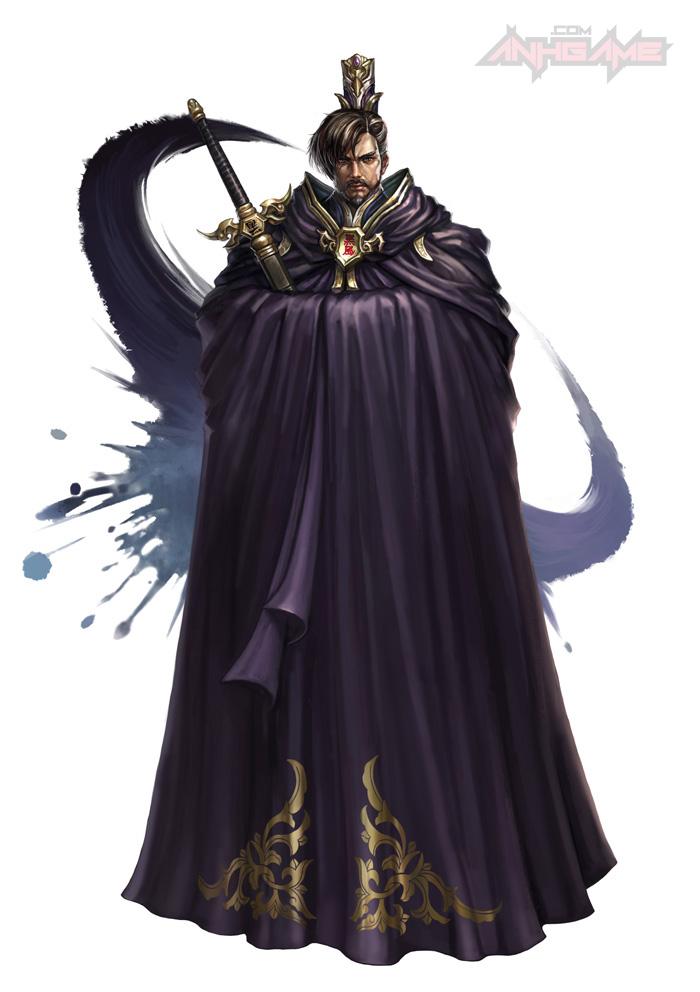 Tạo hình các nhân vật trong Hiệp Khách Giang Hồ 2 - Ảnh 3