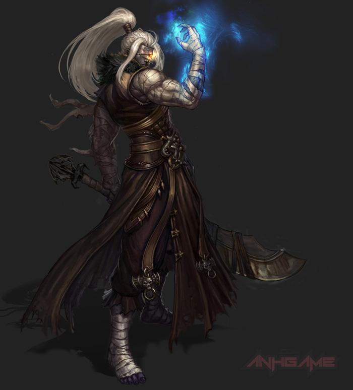 Tạo hình các nhân vật trong Hiệp Khách Giang Hồ 2 - Ảnh 5