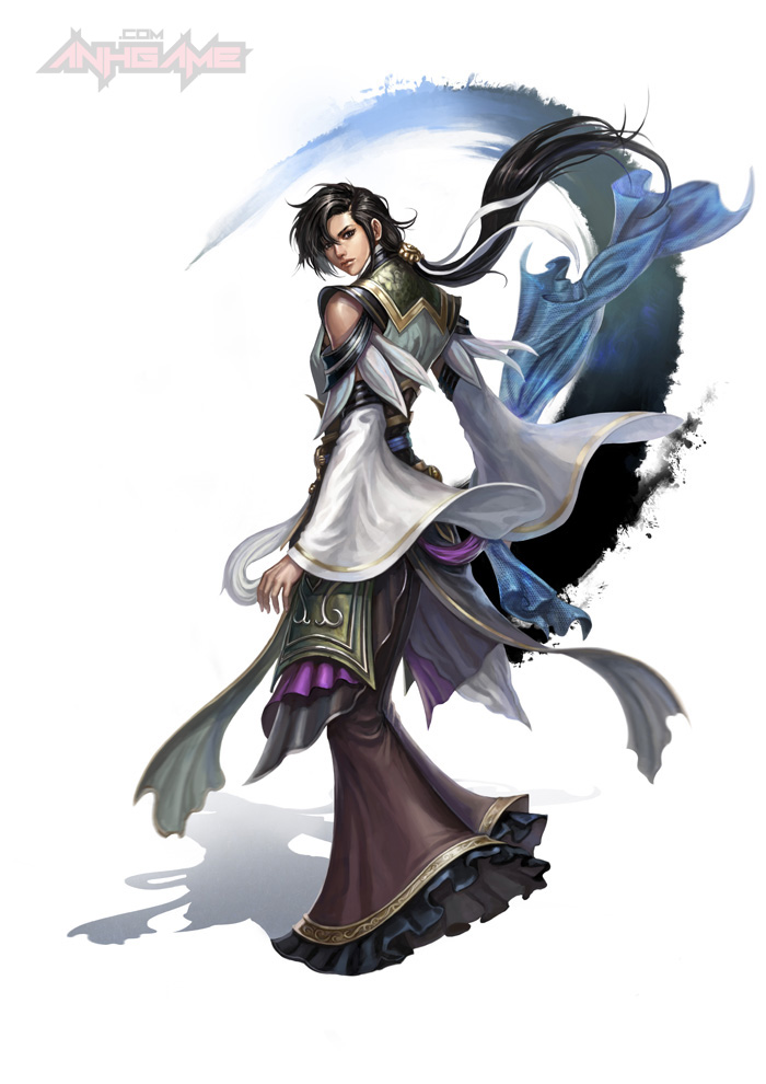 Tạo hình các nhân vật trong Hiệp Khách Giang Hồ 2 - Ảnh 7