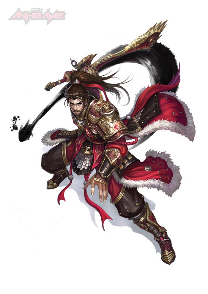 Tạo hình các nhân vật trong Hiệp Khách Giang Hồ 2 - Ảnh 9