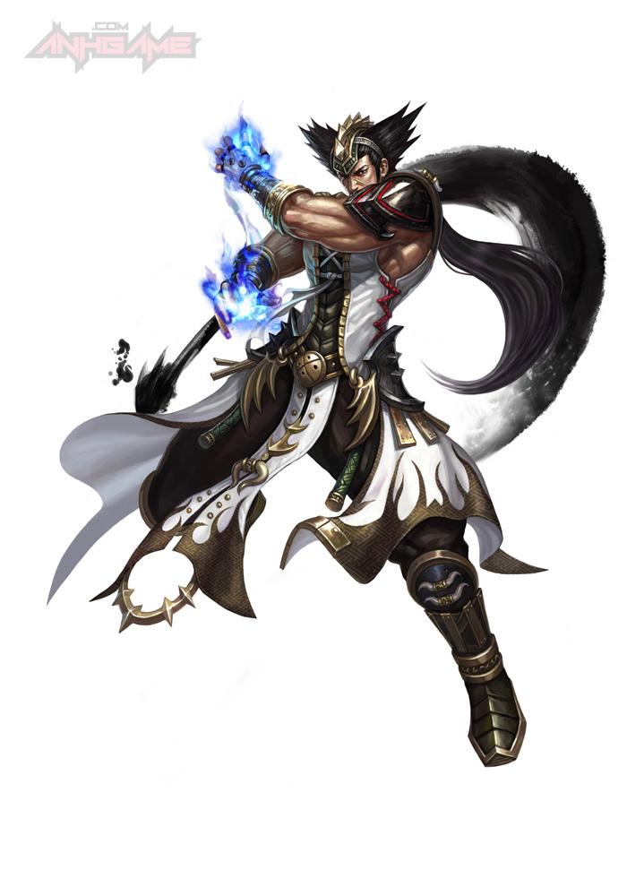 Tạo hình các nhân vật trong Hiệp Khách Giang Hồ 2 - Ảnh 10